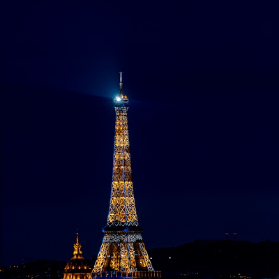 Feux d'artifices PARIS  Tour Eiffel 2020